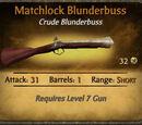 Matchlock Blunderbuss