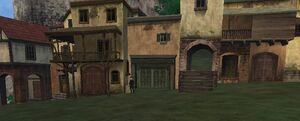 Kingshead Armory center