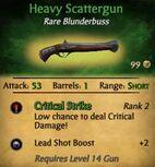Heavy Scattergun