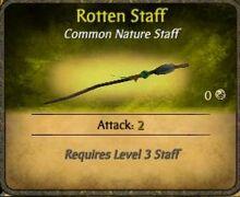 Rotten-Staff