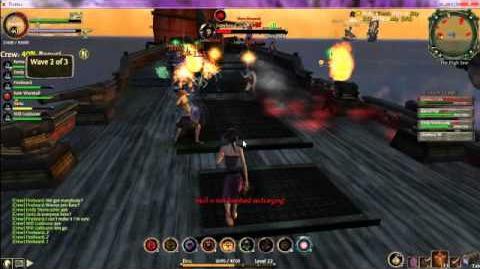 POTCO Test Update-- Queen Anne's Revenge