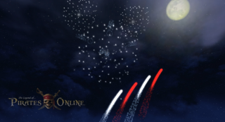 TLOPO Pre-Alpha Fireworks 2