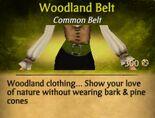 F Woodlant Belt