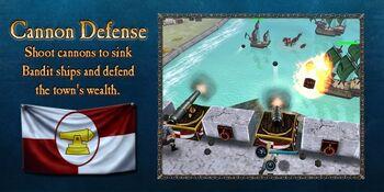 Cannon Defense Loading Screen