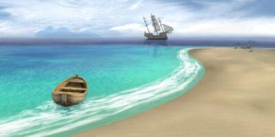 High Seas Loading Screen
