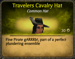 Traveler's Cavalry Hat