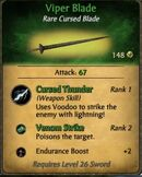 Viper Blade