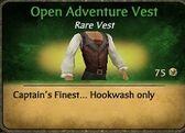 Open Adventure VestM