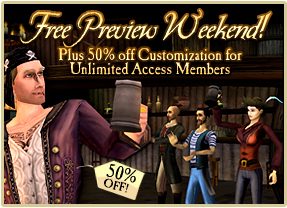 Unlimited weekend