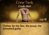 Crew Tank