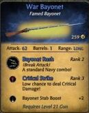 War Bayonet
