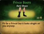 Princeboots