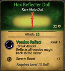 Hex Reflector Doll