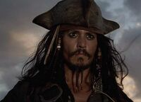 Jack Sparrow's First Apperance