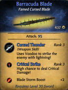 Barracuda Blade