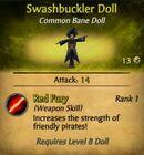 SwashbucklerDoll