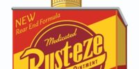 Rust-eze Medicated Bumper Ointment