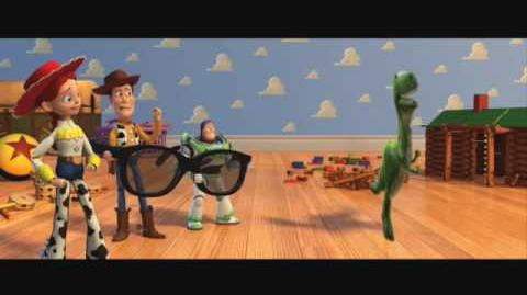 Disney Pixar's Toy Story in 3D - Official trailer