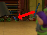 Flik cameo in toy story 3