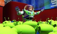 Buzz Lightyear/Aliens