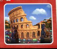 Roman Coliseum