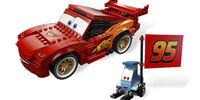 8484: Ultimate Build Lightning McQueen