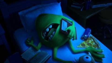 Monsters University - Official Teaser Trailer Dog