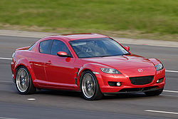 File:250px-Mazda RX-8 on freeway.jpg