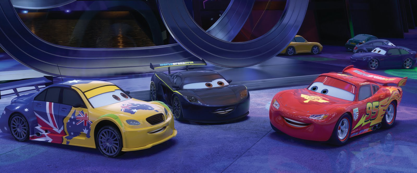 Localization In Cars 2 Pixar Post Forum