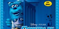 Monsters, Inc. Home Video