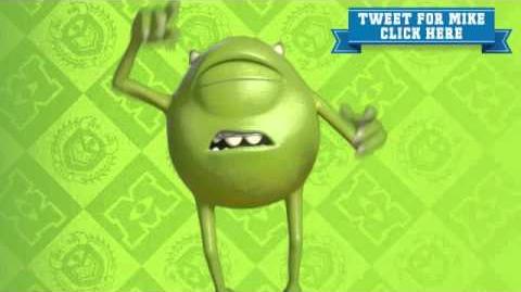 Monsters University - TeamMike - Disney Pixar Official