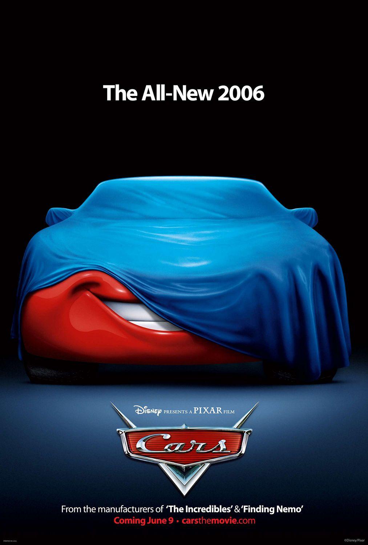 Image - Cars poster.jpg : Pixar Wiki : Fandom powered by Wikia