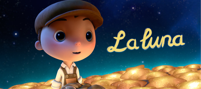 La Luna - Trailer - YouTube
