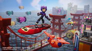 Disney INFINITY Big Hero 6 3