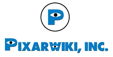 Pixar wiki monsters logo
