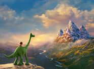 The Good Dinosaur 62