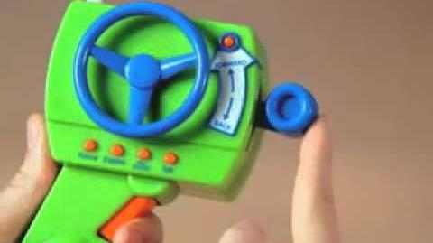 Toy Story Collection - Remote Control (RC)
