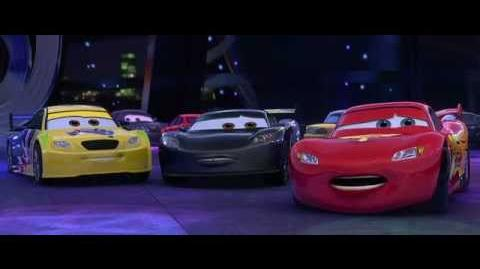 CARS 2 - Meet Australia's Frosty - Disney Pixar - Mark Winterbottom - Only at the Movies June 23