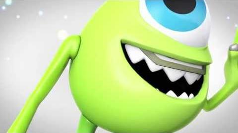 DISNEY INFINITY Monsters University -- Mike Wazowski (UK)