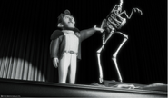 Muntz Reveals Skeleton Up