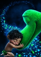 The Good Dinosaur Textless Poster 04