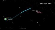 Kuiper path