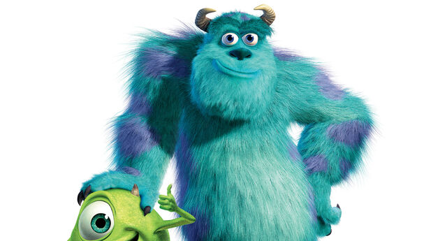 File:Monsters, Inc. 3D Wallpaper.jpg