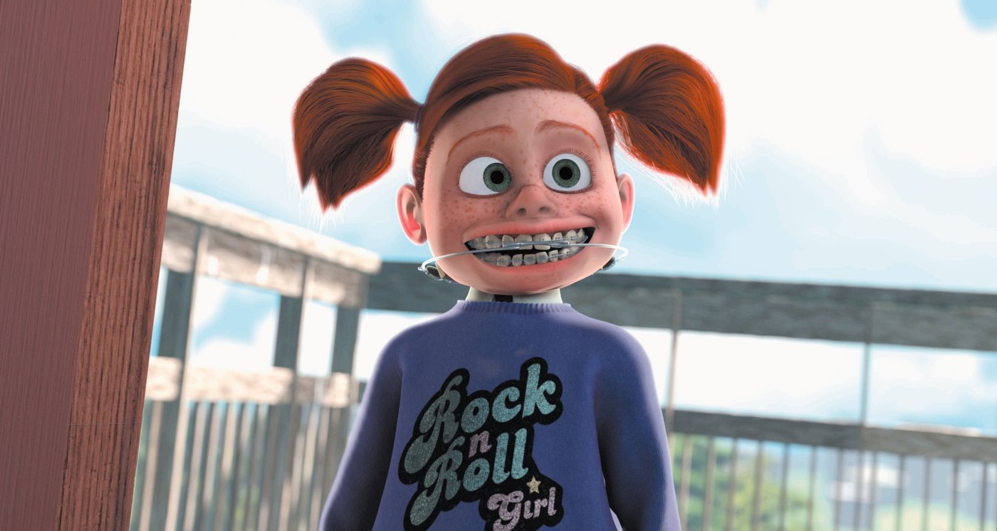 Darla pixar wiki fandom powered by wikia for How do i find the name of a movie