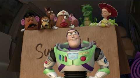 Toy Story 3 - Mission 2 Rex & Hamm