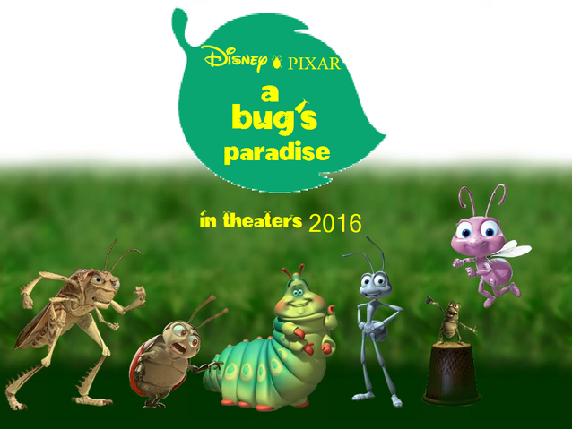 File:A Bug's Paradise Poster.PNG