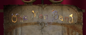 One Man Band title card