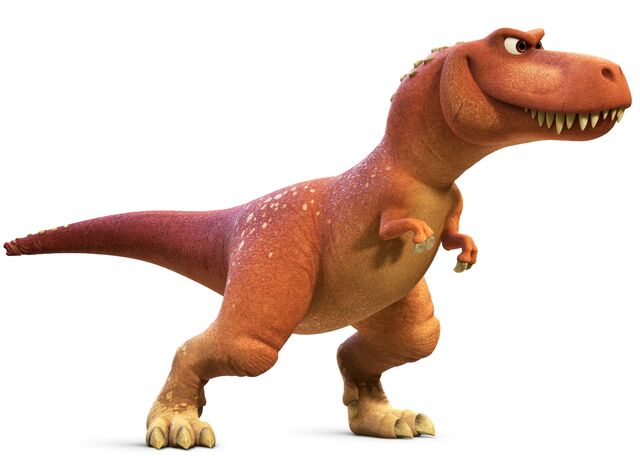 File:T-Rex's The Good Dinosaur 02.jpeg