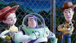 Buzz Lightyear al rescate