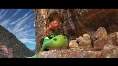Disney Pixar The Good Dinosaur Official HD Trailer In Cinemas Boxing Day